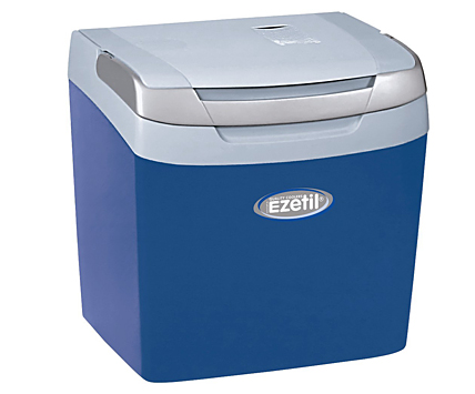 Термоэлектрический контейнер охлаждения Ezetil E 16 12V ezetil electric cooler e