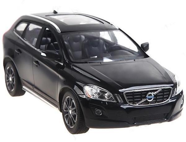 Rastsr Радиоуправляемая модель Volvo XC60 цвет черный цена