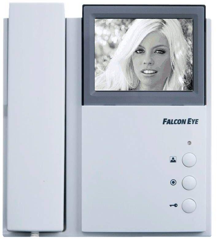 Falcon Eye Энтер комплект видеодомофона (FE-4HP2 + AVP-506 + FE-2369 +АТ-12/30) комплект видеодомофона falcon eye энтер