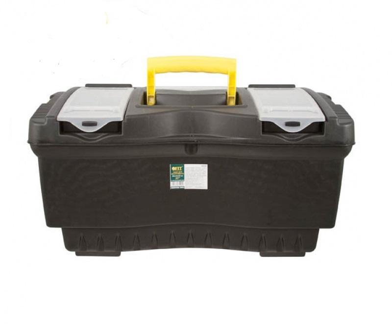 Ящик для инструментов FIT, 56 х 33 х 29 см ящик для инструментов fit 65610