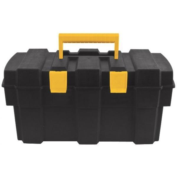 Ящик для инструментов пластиковый FIT, 33,5 x 18 x 16 см лоток для крепежа fit 35 x 21 x 16 см