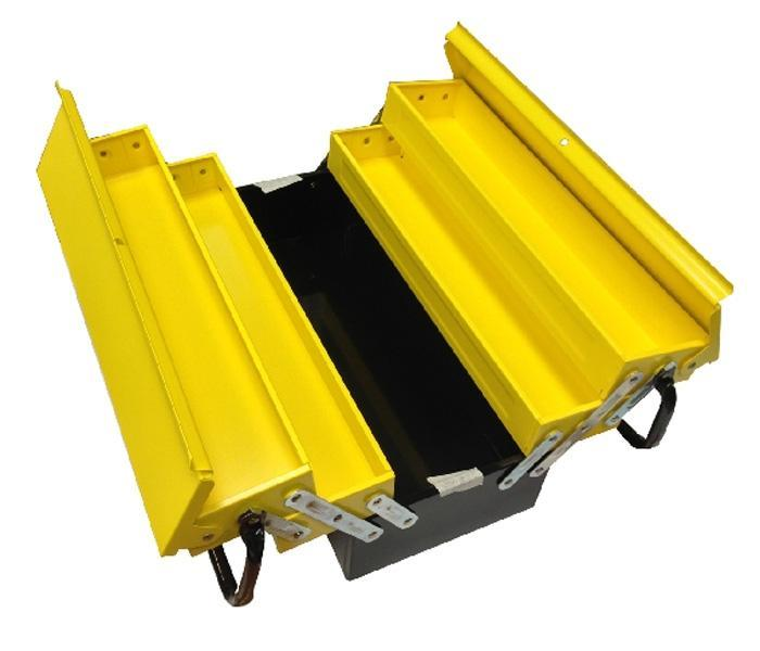 Ящик для инструмента Stanley Expert Cantilever с 5-тью раскладными секциями tayo футляр для хранения 2 х ножниц 21 5 см х 8 5 см х 2 5 см