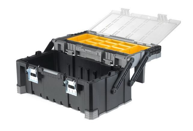 Ящик кантиливер Keter Master Pro, 22 ящик универсальный econova кристалл 55 5 см х 39 см х 19 см