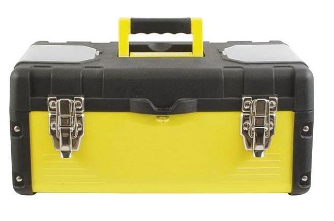 Фото - Ящик для инструмента FIT, стальные стенки, 40 х 20 х 19 см ящик для инструмента proconnect 32 5 х 28 х 6 см