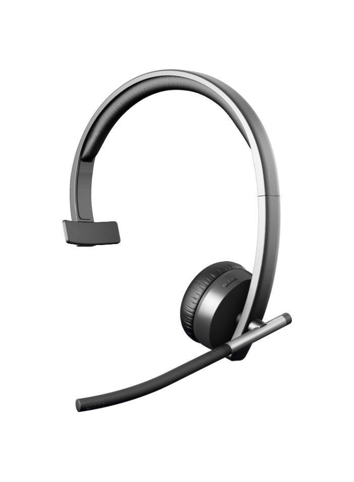 цены на Компьютерная гарнитура Logitech H820e (981-000512) моно  в интернет-магазинах