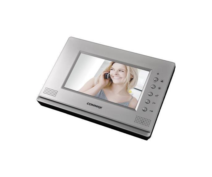 Commax CDV-71AM, Silver видеодомофон