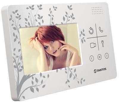 Tantos Lilu LE Совы монитор видеодомофона монитор tantos lilu lux