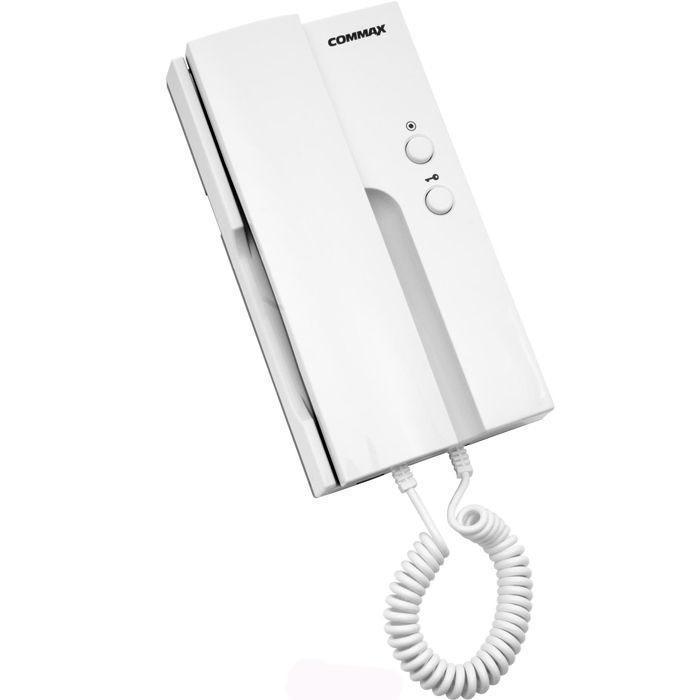 Commax DP-4VHP, White трубка для домофонов