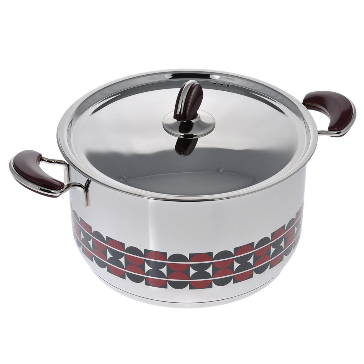 """Кастрюля Kitchen-Art """"EX Pot"""" с крышкой, 7 л"""
