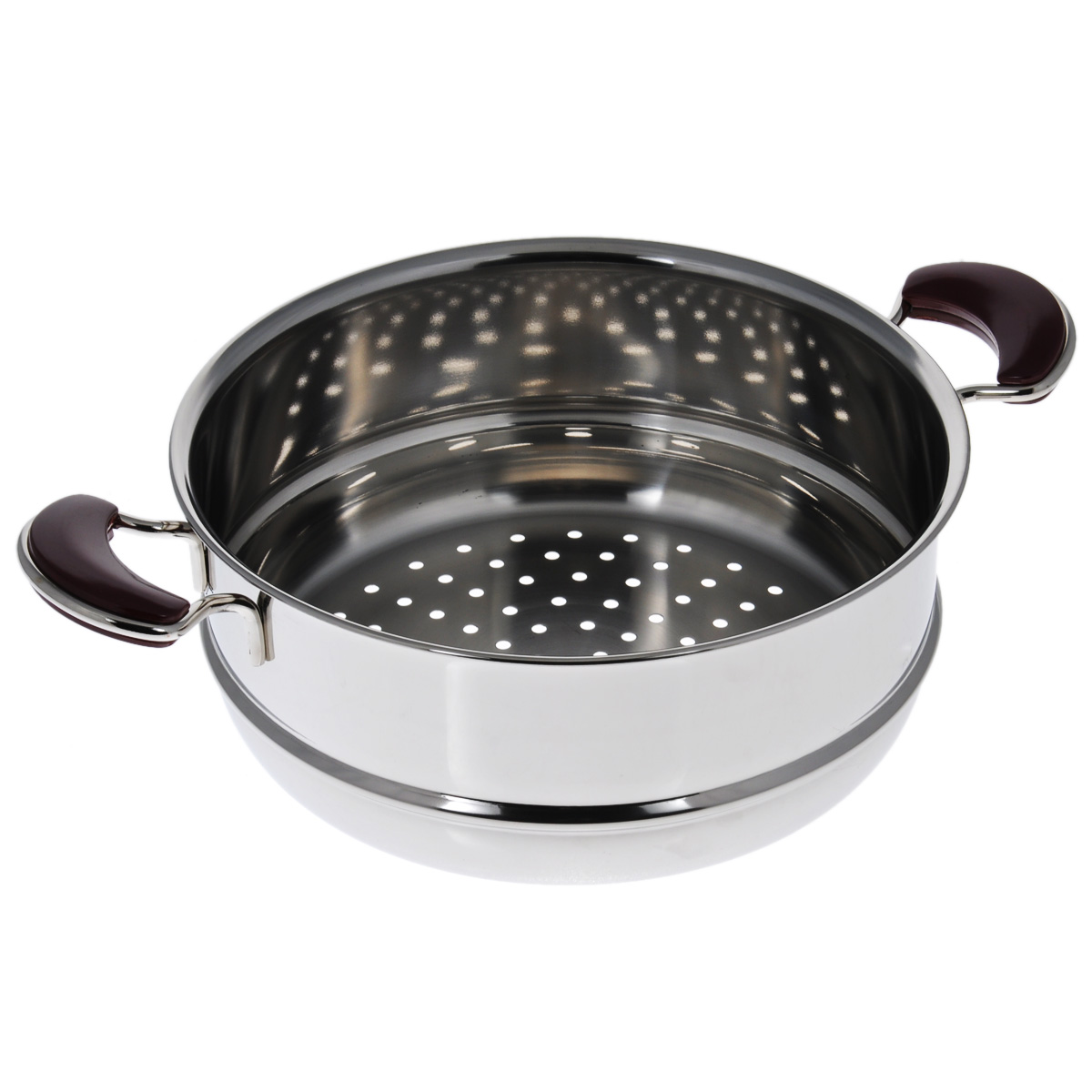"Вставка-дуршлаг Kitchen-Art ""EX Pot"". Диаметр 24 см"