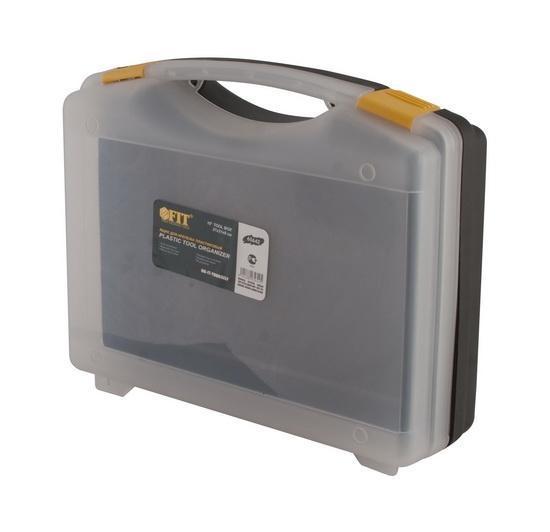 Ящик для крепежа FIT, 27 х 21 х 8 см ящик для инструментов fit 27x21x8cm 65642