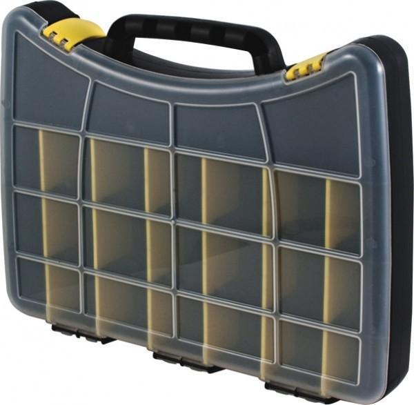 Фото - Ящик для крепежа FIT, 40 х 30 х 6 см ящик для инструмента proconnect 32 5 х 28 х 6 см