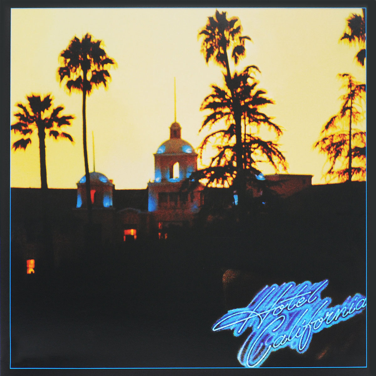 The Eagles Eagles. Hotel California (LP) eagles – long road out of eden 2 lp