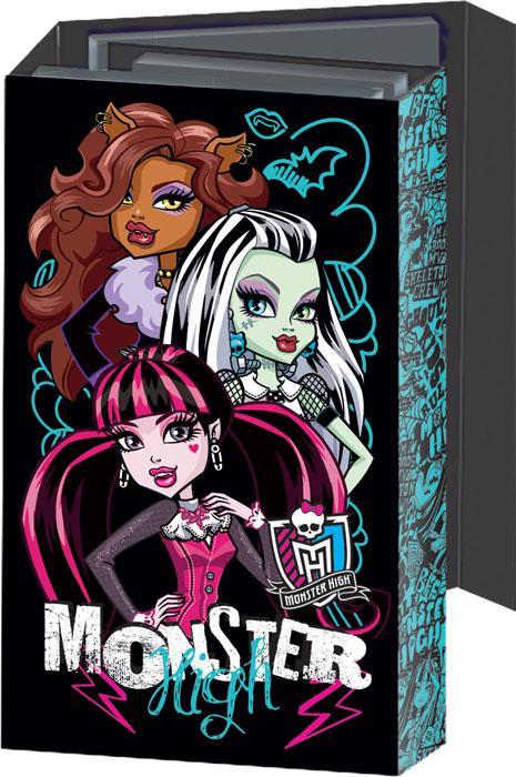 Блокнот Monster High, с раскладывающейся обложкой. MHBA-US1-OGB магнит sima land белочка 6 х 6 см