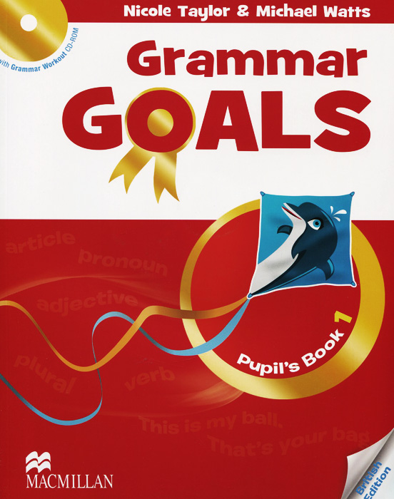 Grammar Goals: Pupil's Book: Level 1 (+ CD-ROM) shooting stars starter level cd rom