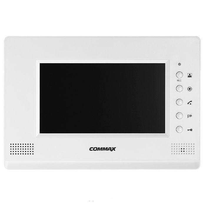 Commax CDV-71AM, White видеодомофон