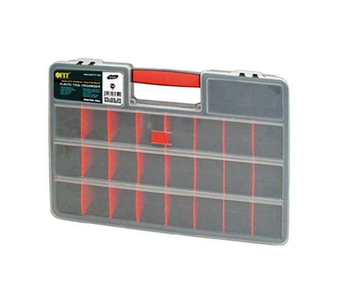 Ящик для крепежа FIT, 46 х 32 х 8 см ящик для инструментов fit 65558