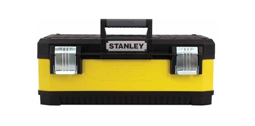 Ящик для инструментов Stanley 23, 59 см х 28 см х 21 см ящик универсальный альтернатива раскладной цвет в ассортименте 38 5 х 25 5 х 21 см