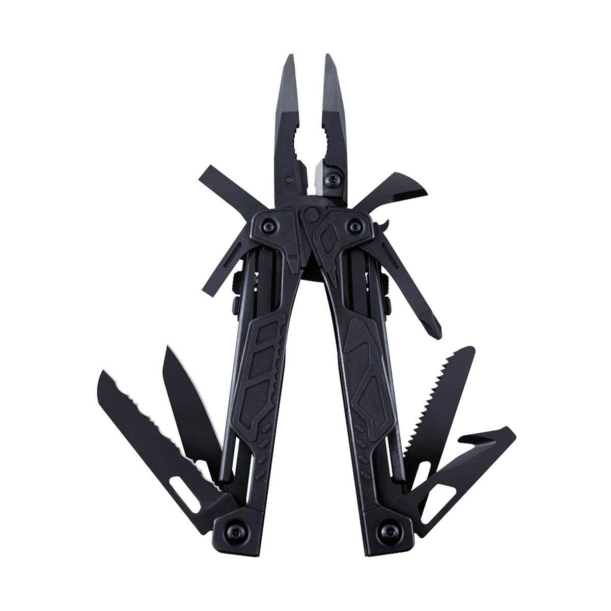 Мультитул Leatherman OHT, с чехлом, цвет: черный, 16 опций
