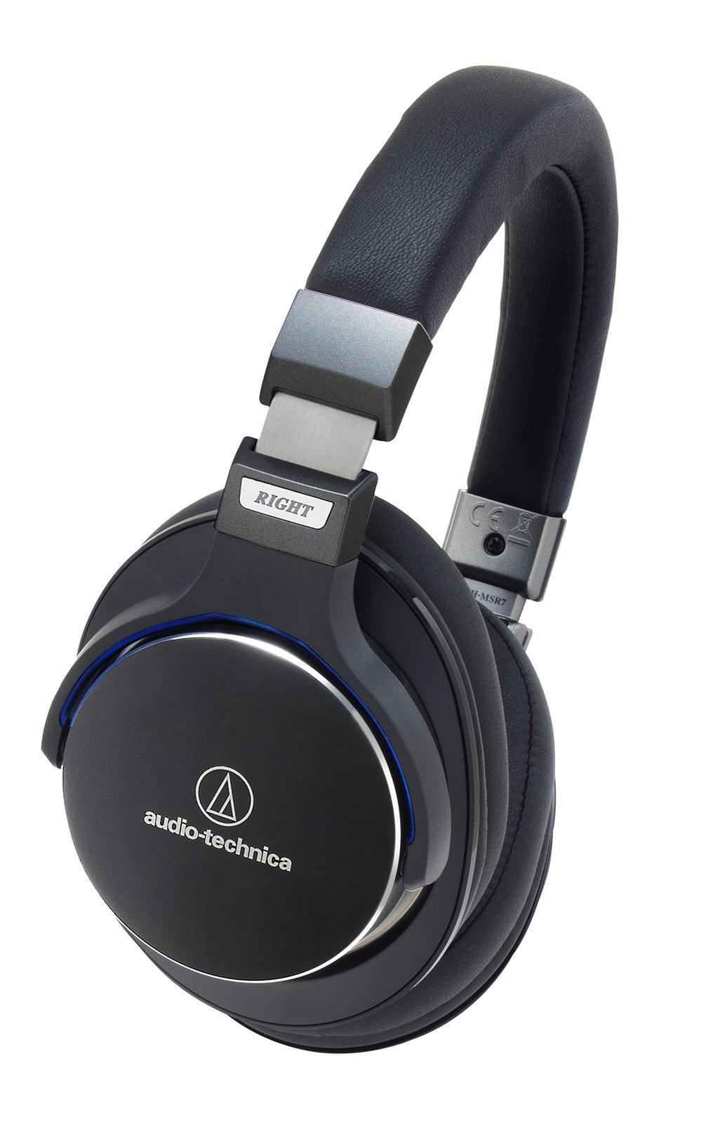 Audio-Technica ATH-MSR7, Black наушники