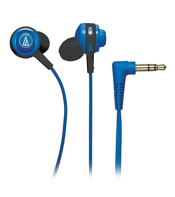 Audio-Technica ATH-COR150, Blue наушники