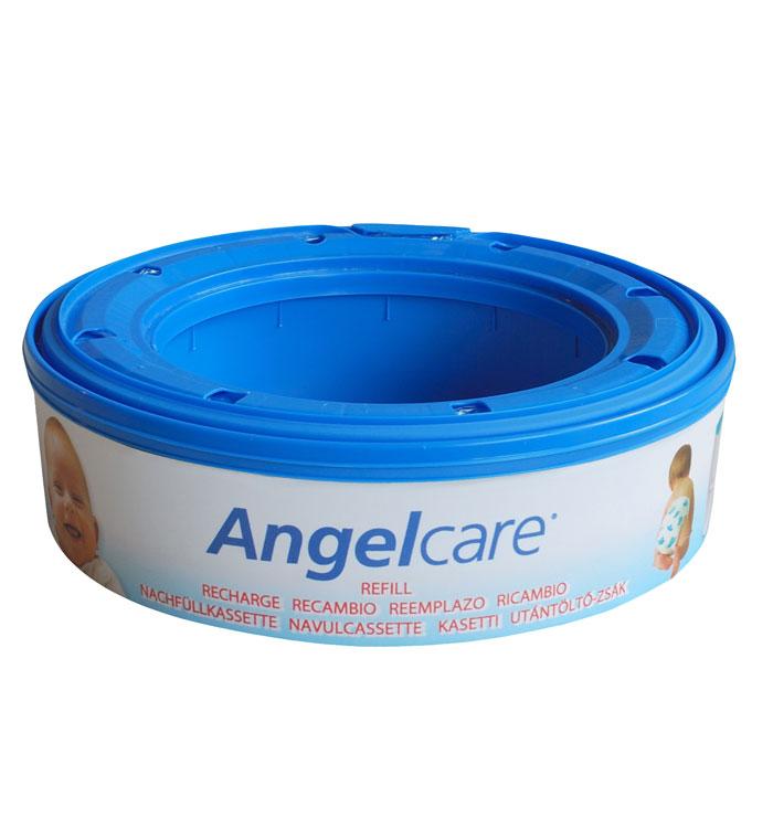 утилизаторы подгузников Комплект сменных кассет Angelcare к накопителю для подгузников, 3 шт