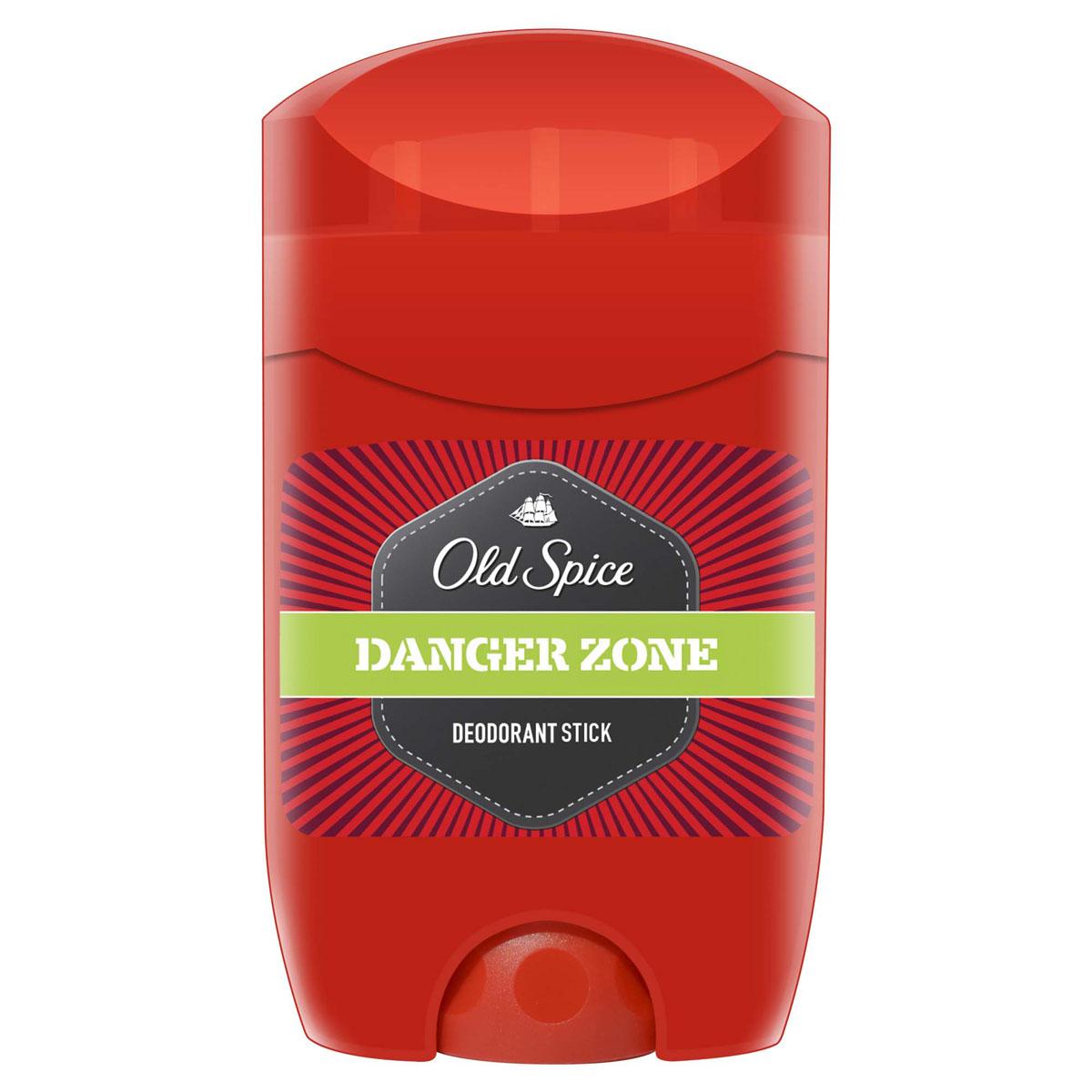 Дезодорант твердый Old Spice Danger Zone, 50 мл