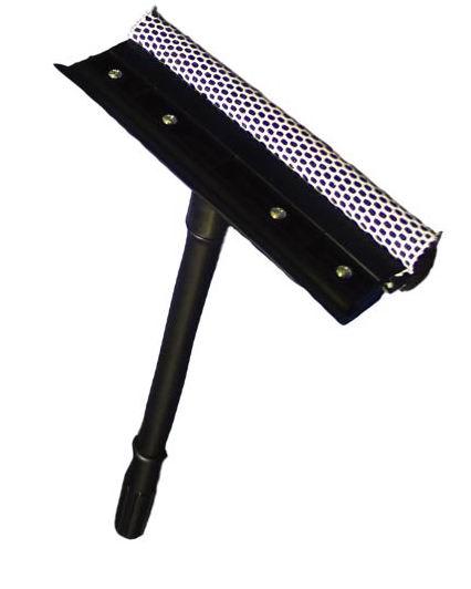 Стеклоочиститель Home Queen со съемной ручкой, 38 см