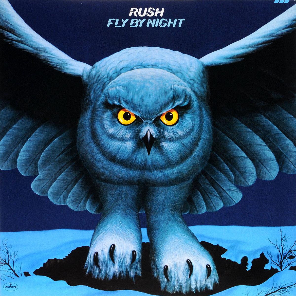 Rush Rush. Fly By Night (LP) rush rush fly by night blu ray audio