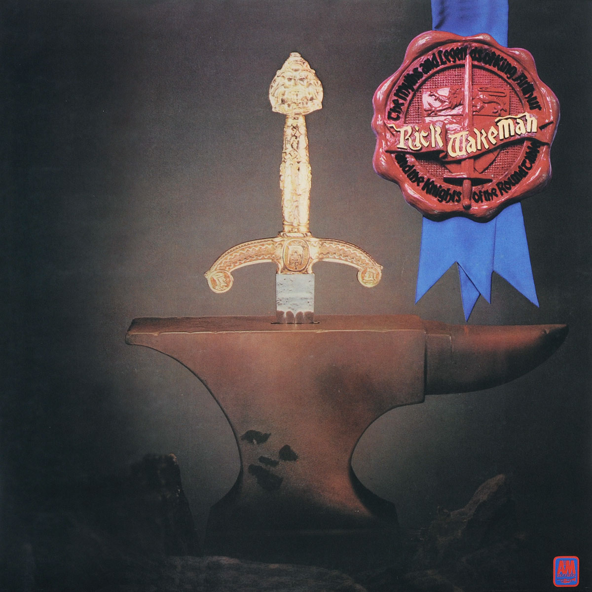 Рик Уэйкман Rick Wakeman. The Myths And Legends Of King Arthur And The Knights Of The Round Table (LP) b b king king of the blues lp