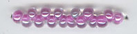 Бисер Drops 8мм (38628) прозрачный с цветным центром, 50гр Preciosa дирмаль 50гр миравирная сера 50гр болентеева свеча 3 шт