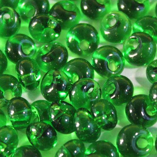 Бисер Preciosa Drops прозрачный 5/0, (50120), 50 г
