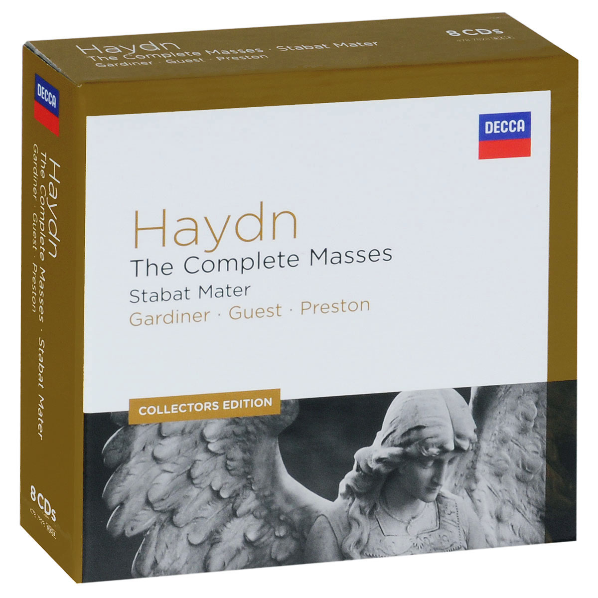 Haydn. The Complete Masses. Stabat Mater (Collectors Edition) (8 CD)