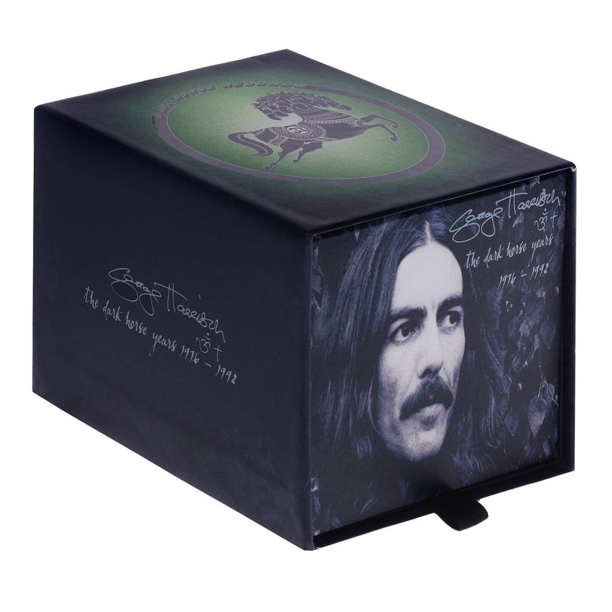 Джордж Харрисон George Harrison. The Dark Horse Years 1976-1992 (5 CD + 2 SACD + DVD) джордж харрисон george harrison electronic sound