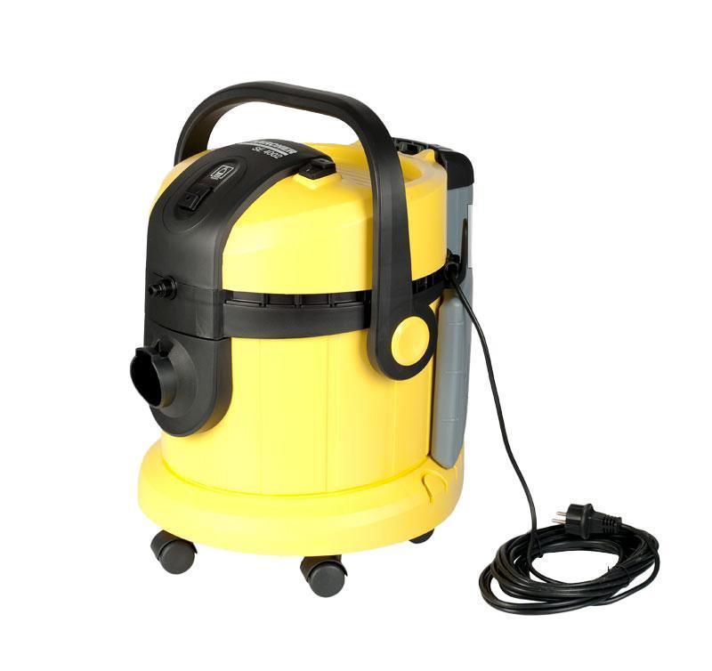 Моющий пылесос Karcher желтый Karcher