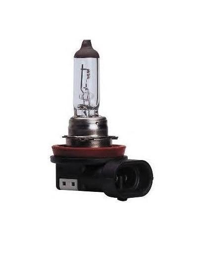 """Лампа автомобильная галогенная Philips """"LongLife EcoVision"""", для фар, цоколь H11 (PGJ19-2), 12V, 55W. 12362LLECOC1"""