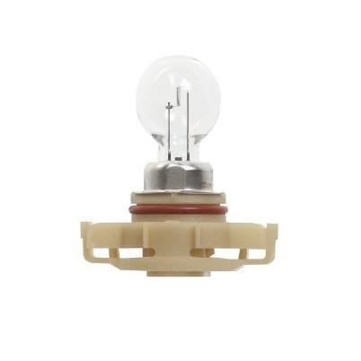 Лампа автомобильная галогенная сигнальная Philips HiPerVision, цоколь PSX24W (PG20/7), 12V, 24W сигнальная автомобильная лампа philips hipervision silver vision psy24w 12v 24w pg20 4 серебристый дизайн 12180sv c1