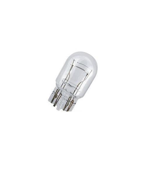 Сигнальная автомобильная лампа Philips W16W 12V-16W (W2,1x9,5d) (2шт.) 12067B2 автолампа philips w16w w2 1 9 5d блистер 2шт 12v 1 10