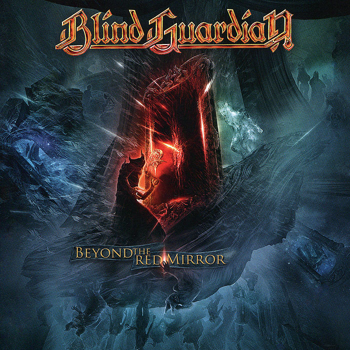 Blind Guardian Blind Guardian. Beyond The Red Mirror trixie подстилка trixie для собак автомобильная 140х120 см бежевая