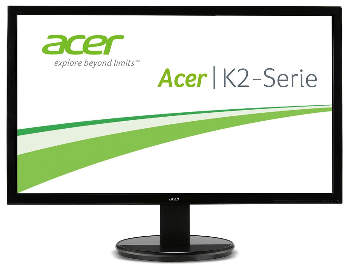 цена на Монитор Acer K242HLBD, Black