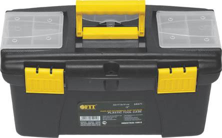 цены Ящик для инструментов пластиковый FIT, 41 х 22 х 19,5 см
