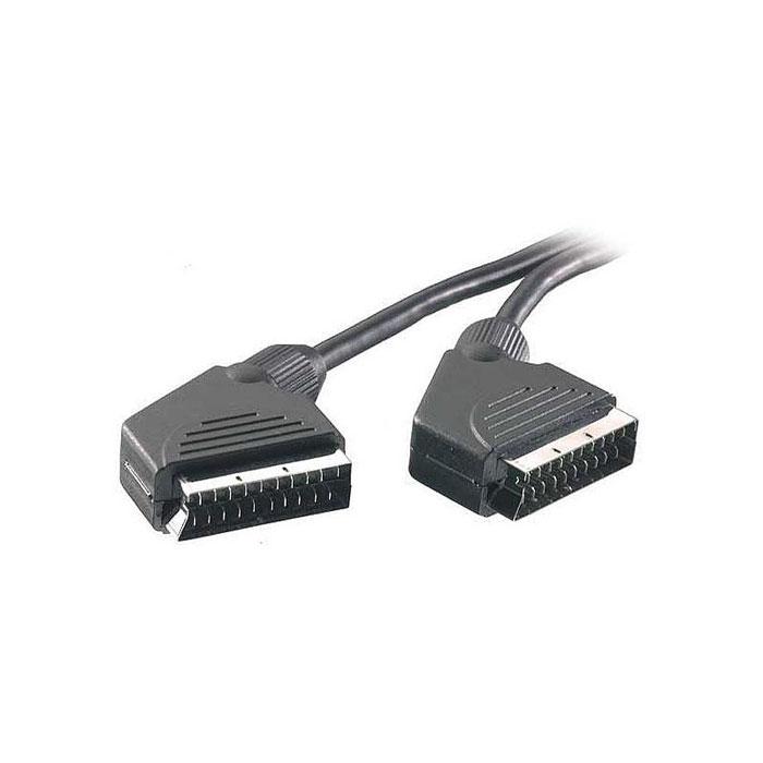 Vivanco кабель видео, стерео, Scart-Scart, 21 pin, 3 м кабель 1 0м ningbo scart m scart m
