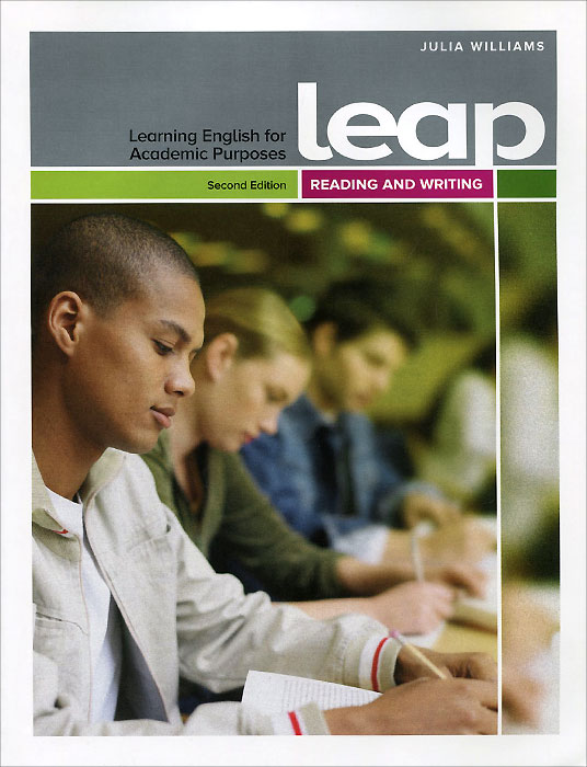 Leap: Learning English for Academic Purposes: Reading and Writing: 2nd Edition alexander makarov yii application development cookbook 2nd edition