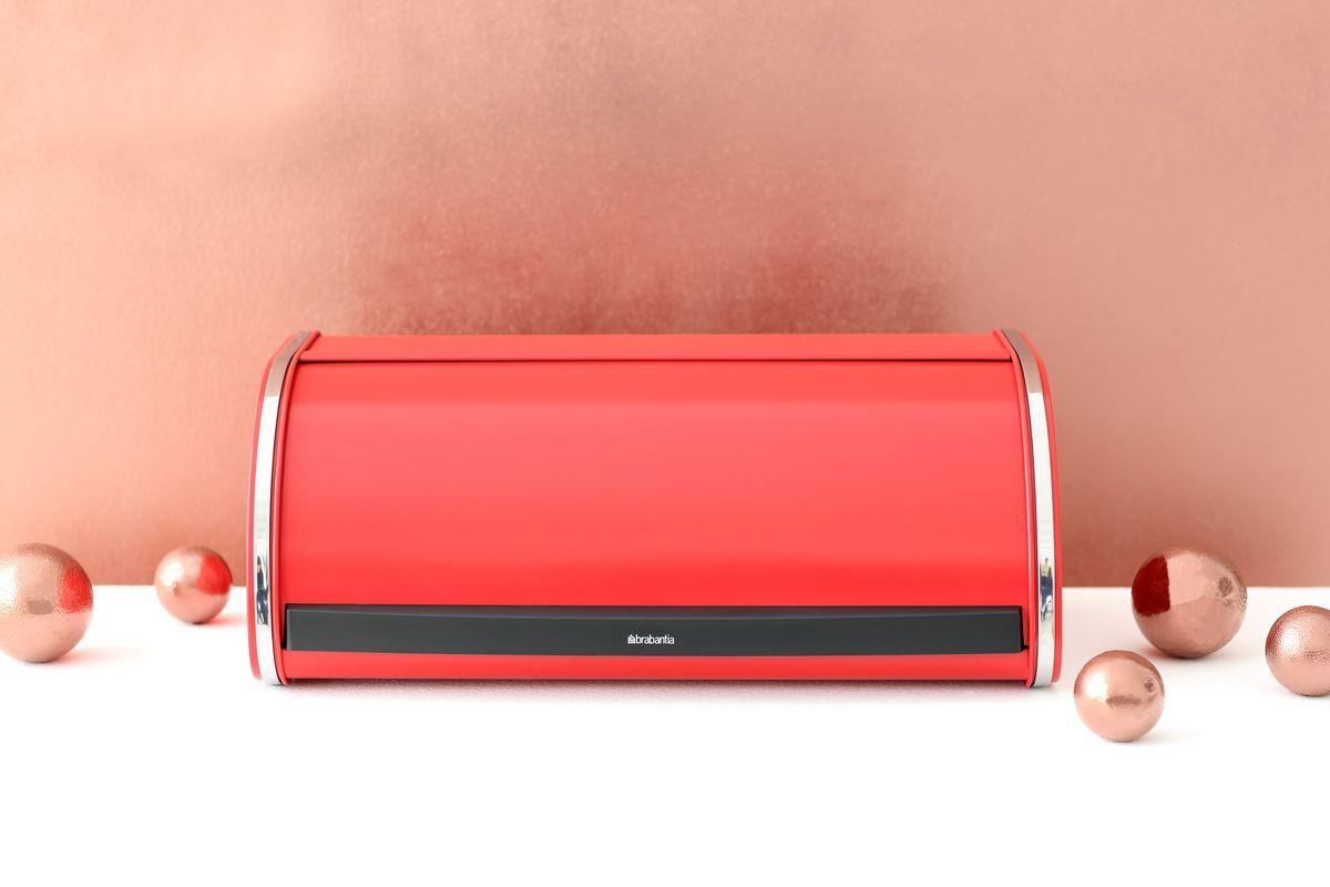 Хлебница Brabantia, цвет: красный. 484001