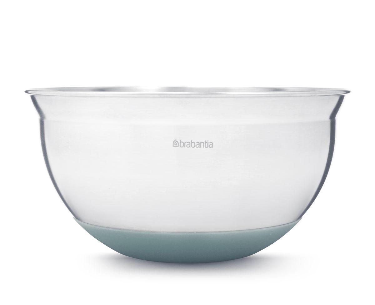 """Салатник """"Brabantia"""", цвет: мятный, 1,6 л. 364389"""