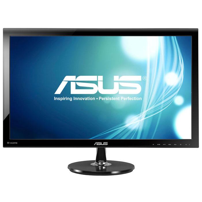 ASUS VS278Q, Black монитор монитор asus vs278q black