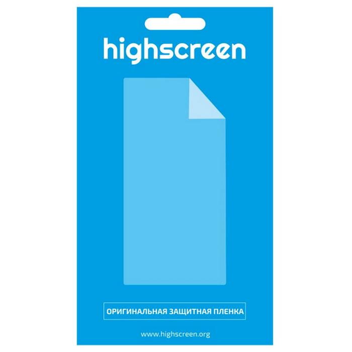 Highscreen оригинальная защитная пленка для Zera F (rev. S), матовая highscreen boost 2 se