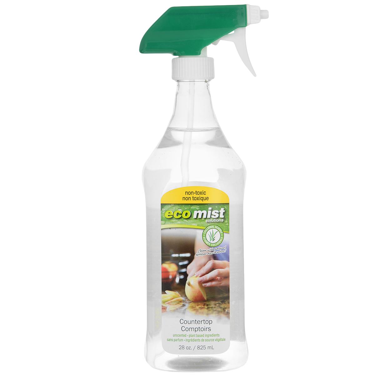 Средство для очистки столешниц Eco Mist, 825 мл средство для удаления жира eco mist 825 мл