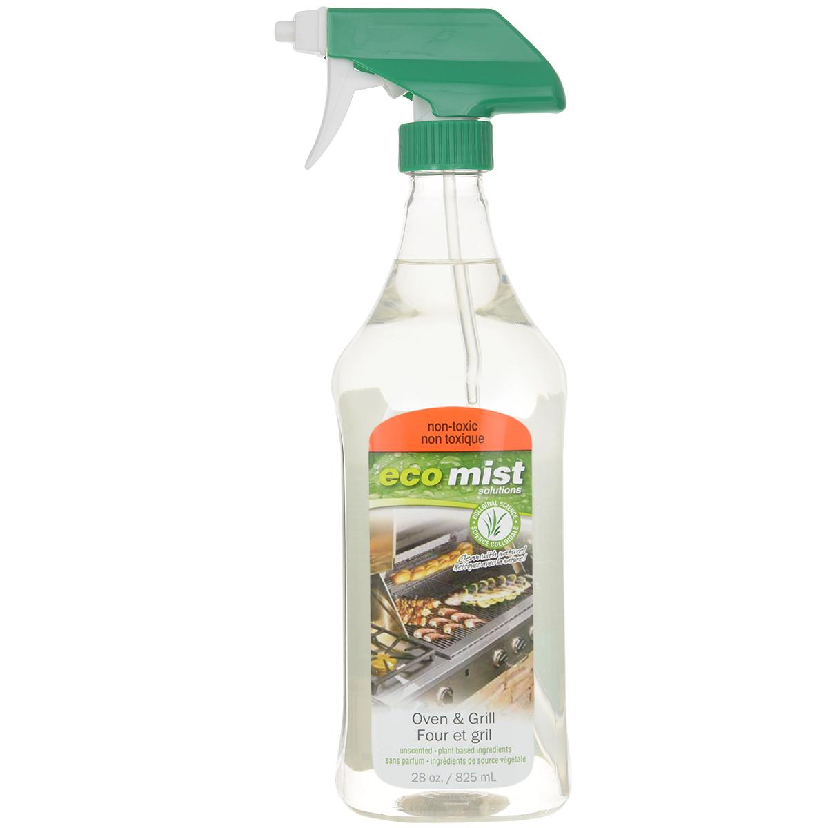 Средство для очистки духовок и гриля Eco Mist, 825 мл средство для удаления жира eco mist 825 мл