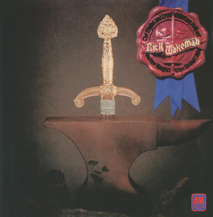 Рик Уэйкман Rick Wakeman. The Myths And Legends Of King Arthur And The Knights Of The Round Table graham watkins welsh legends and myths
